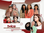 [PNG PACK] TWICE - (ALLURE JACKET 2019)