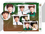 [PNG PACK] CHEN - EXO (MIRACLES IN DECEMBER) by fairyixing