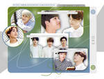 [PNG PACK] EXO - (NATURE REPUBLIC 2015) by fairyixing