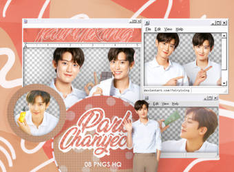 [PNG PACK] CHANYEOL - EXO (NACIFIC: PT7)