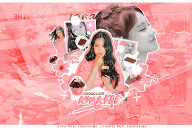 chocolate amargo | hyunsoul