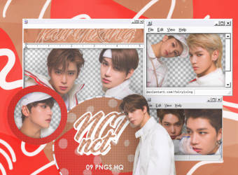 [PNG PACK] NCT 127 - (1ST TOUR NEOCITY SEUL:SCANS)