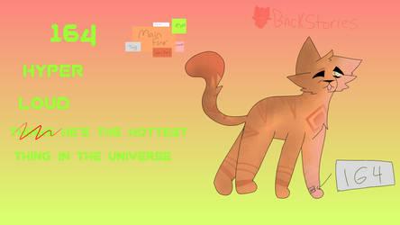 164 ref (backstories) by redghostcat