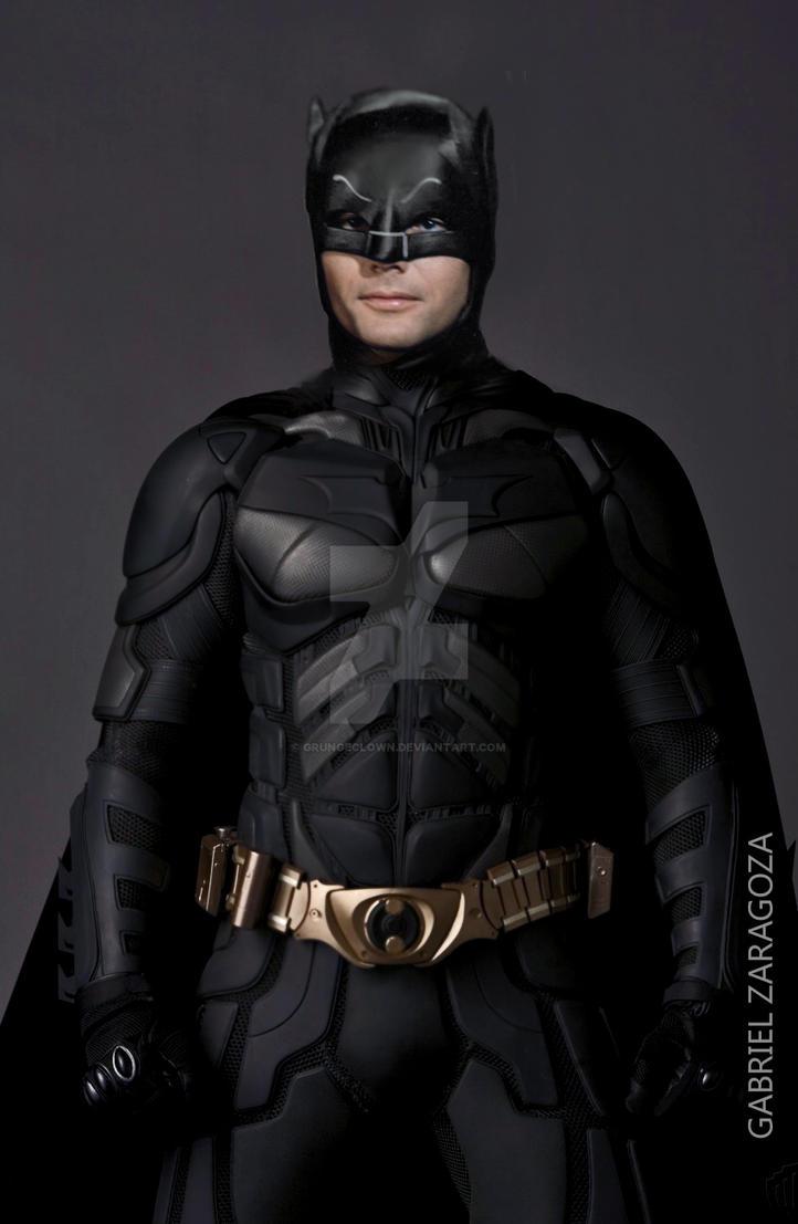 batman dark West by grungeclown