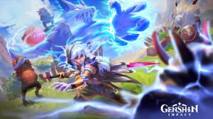 Razor Genshin impact