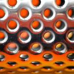melting into orange . by sbnmimc