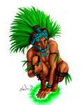 Tlaltecuhtli: Lord of the Earth