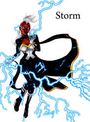 Storm colors by levarnu