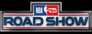 NBA on TBS Road Show Logo