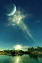 Shine by liewqi