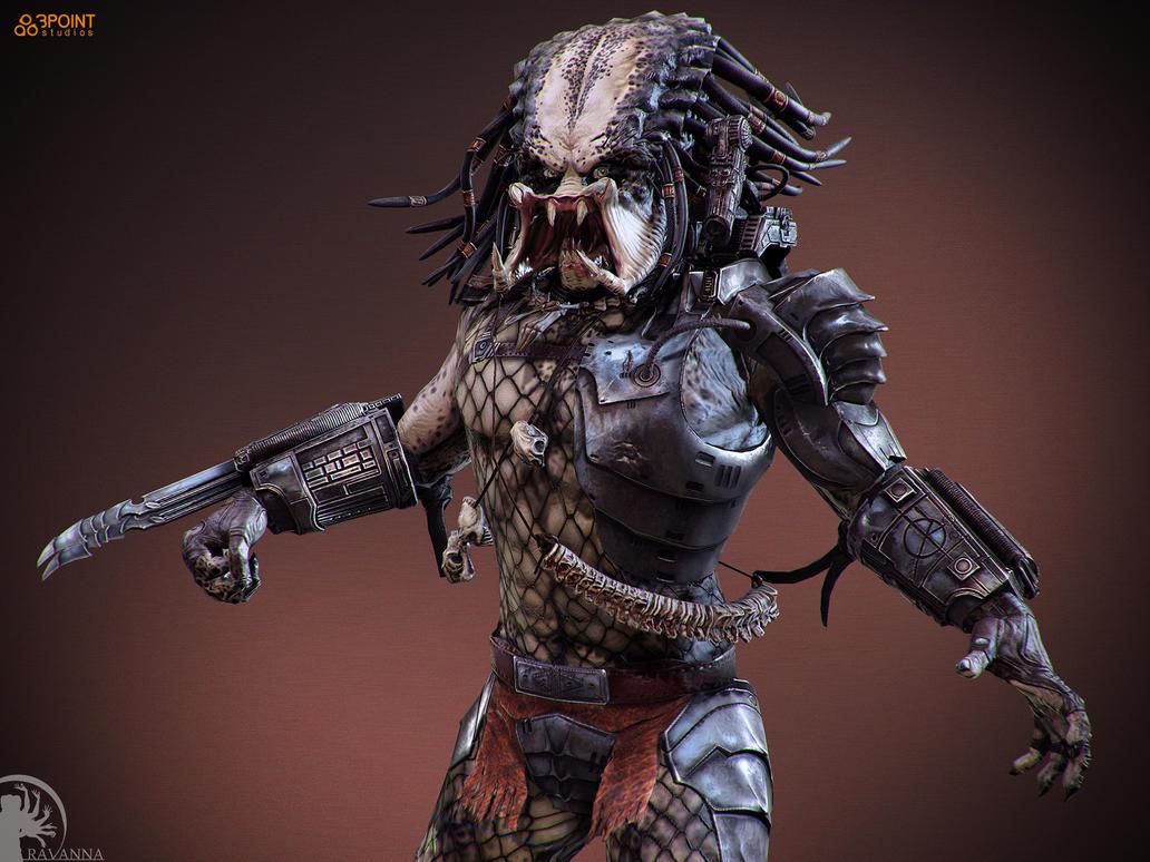 Predator Revamped Beauty shot by Ravanna7