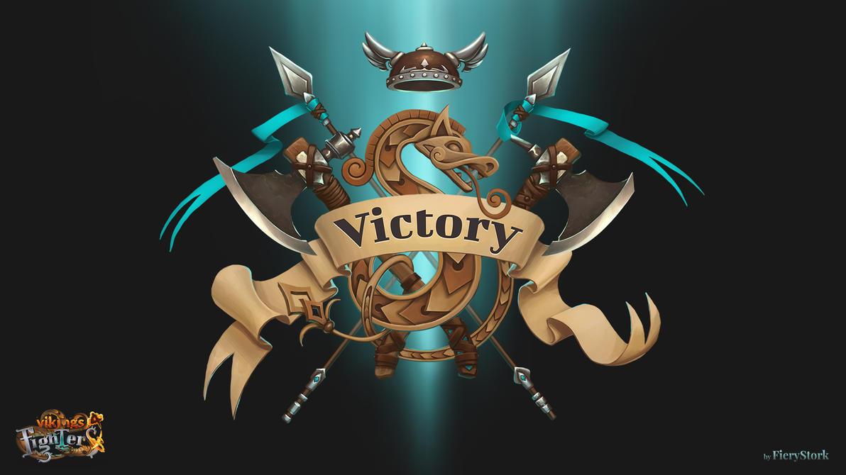 Victory by FieryStork