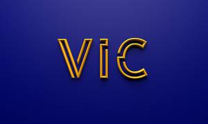VIC - Logo 3 descartado