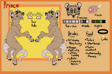 Princes New Ref by Sushimilken