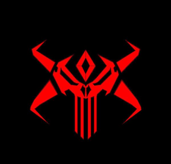 Mandalorian DeathDealer Symbol by kavinveldar on DeviantArt