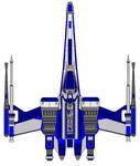 Heavy X-wing Custom