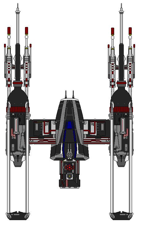 H-wing Fighter by kavinveldar