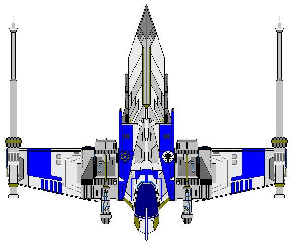kit bashed jedi starfighter | SEAL Team Six Customs Presents: