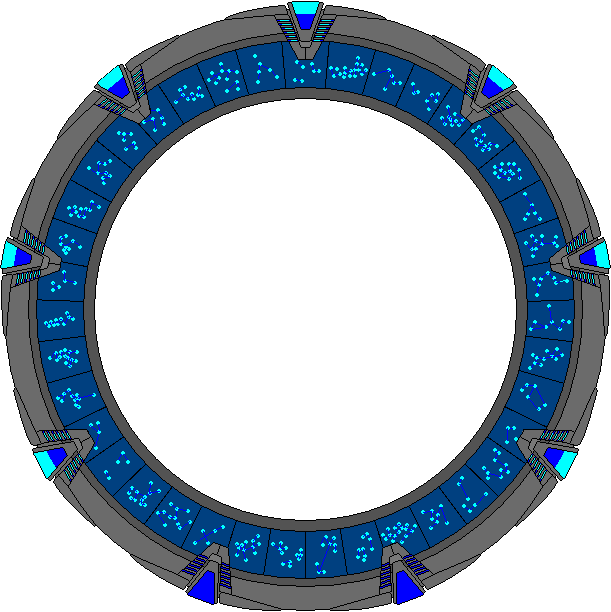 Pegasus Stargate by kavinveldar