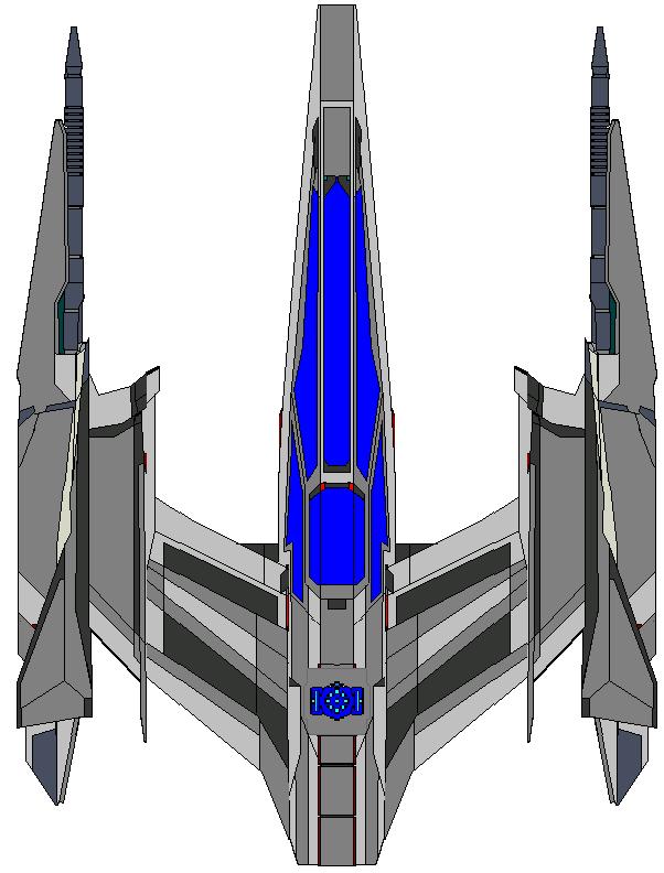Bes'uliik Class Fighter by kavinveldar