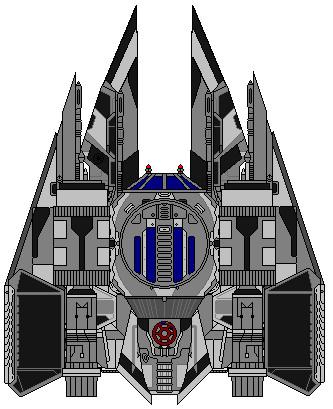 Sienar Class Prototype by kavinveldar