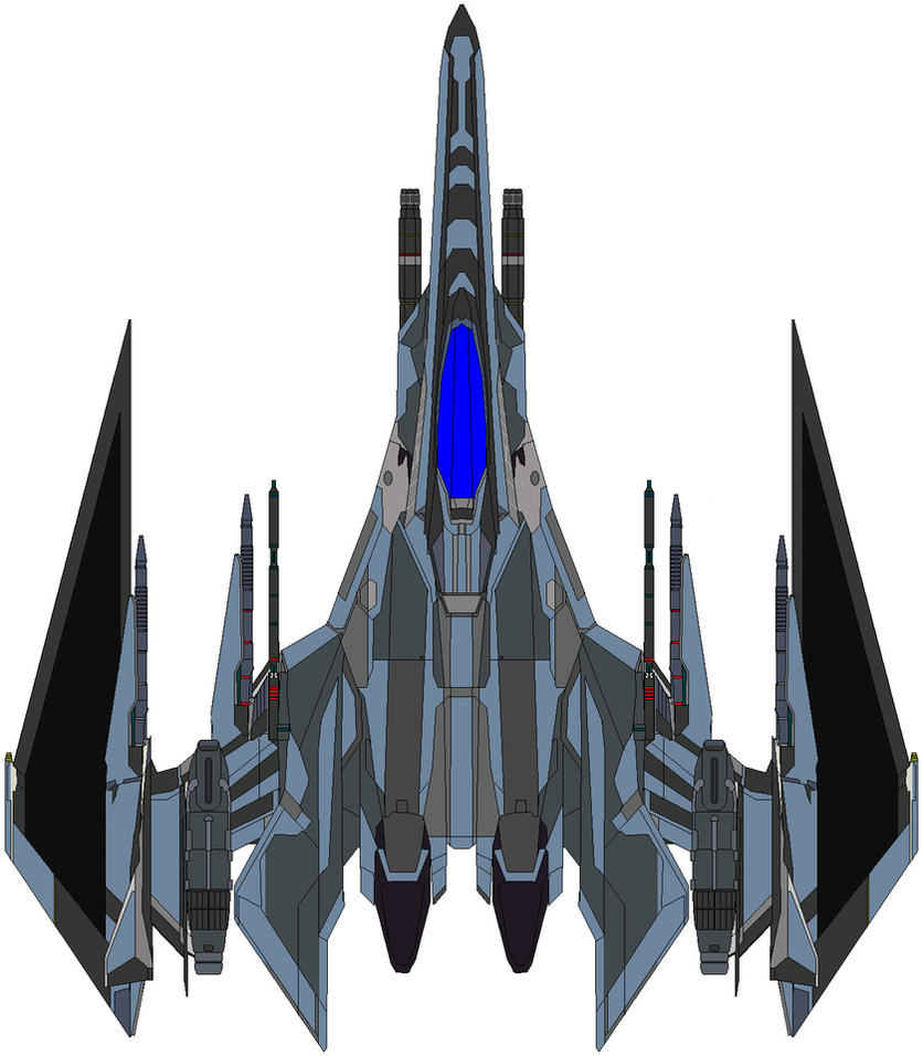 Mando'a Kyr'am Jurir Fighter by kavinveldar