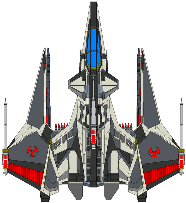 Zerg170s Experimental E-Wing by kavinveldar