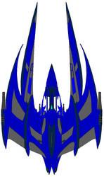 The Darkstar Class Corvette by kavinveldar