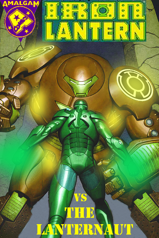 Iron Lantern Issue Number 9 By Kavinveldar On Deviantart