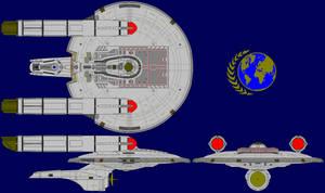 USS Collins Pre Federation