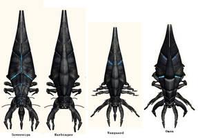 Reaper Comparisons by kavinveldar