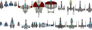 Star Wars Fighters