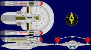 Mars Class Destroyer