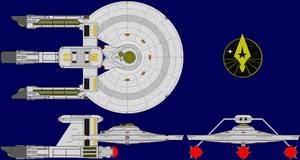 USS Armstrong Axanar Era