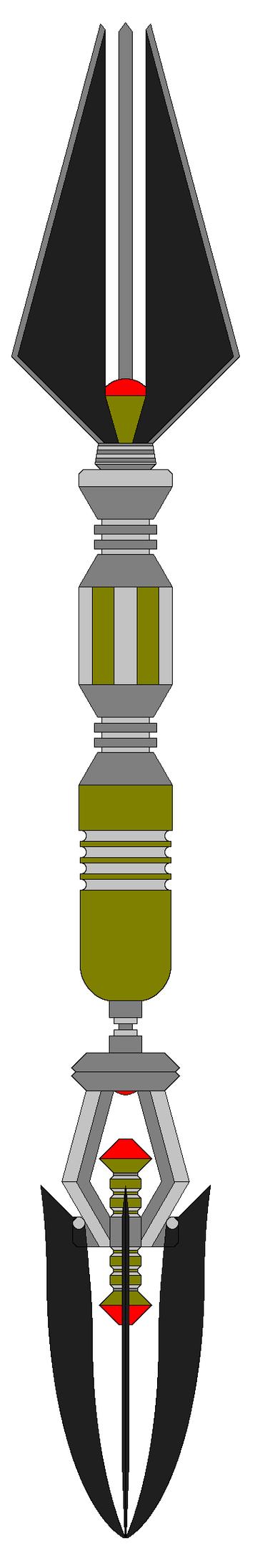 The Assassins screwdriver by kavinveldar