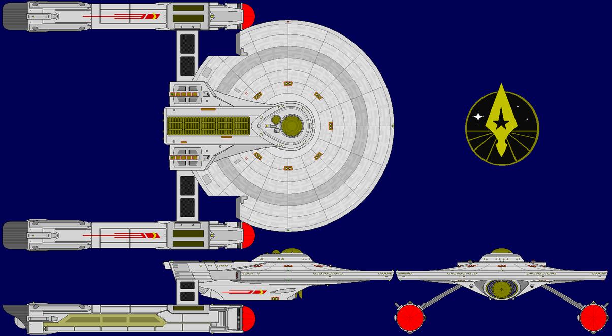Sentinel Class Support Frigate by kavinveldar