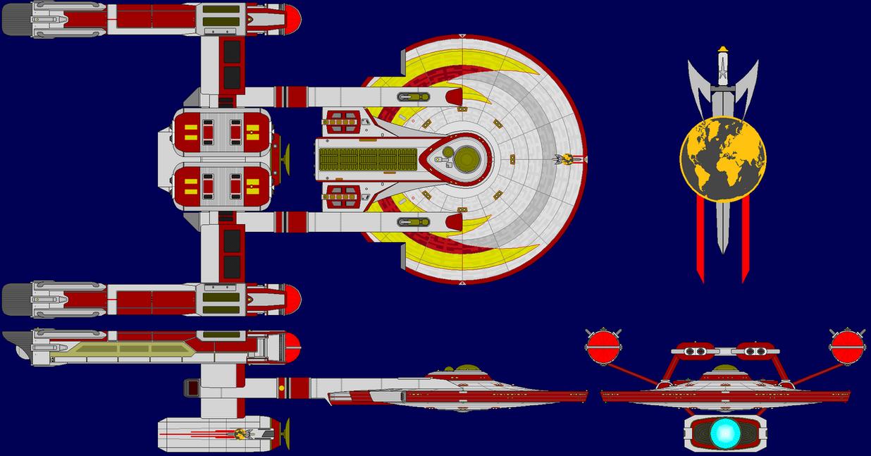 ISS Resiliant by kavinveldar