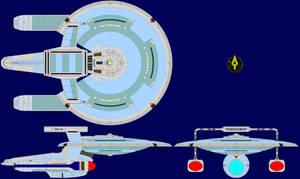 USS Korelev NCC-1421 - C