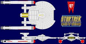 USS Akira Ranger Variant