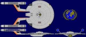 Franklin Class NX version