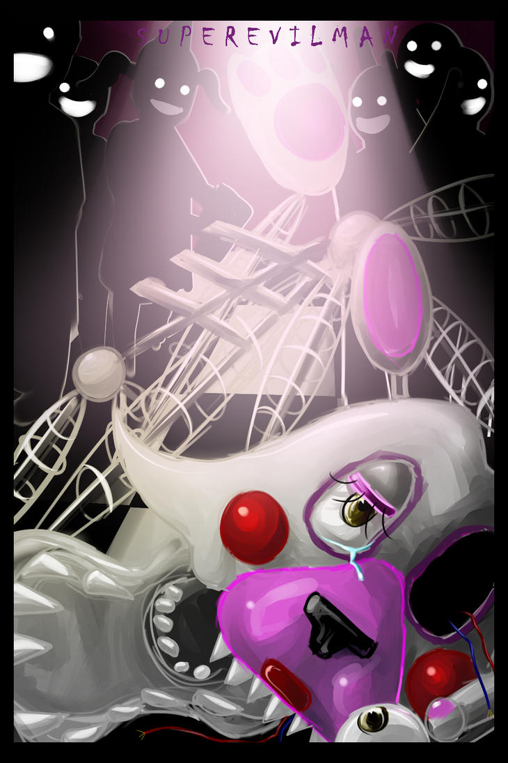 Fucking foxy five nights at freddy - 5 2