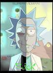 Evil Rick and Rick
