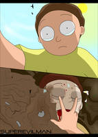 Morty by SuperEvilMan