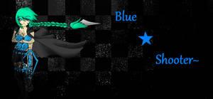BRS Oc Blue Star Shooter by Aiko--Shin-Sedai