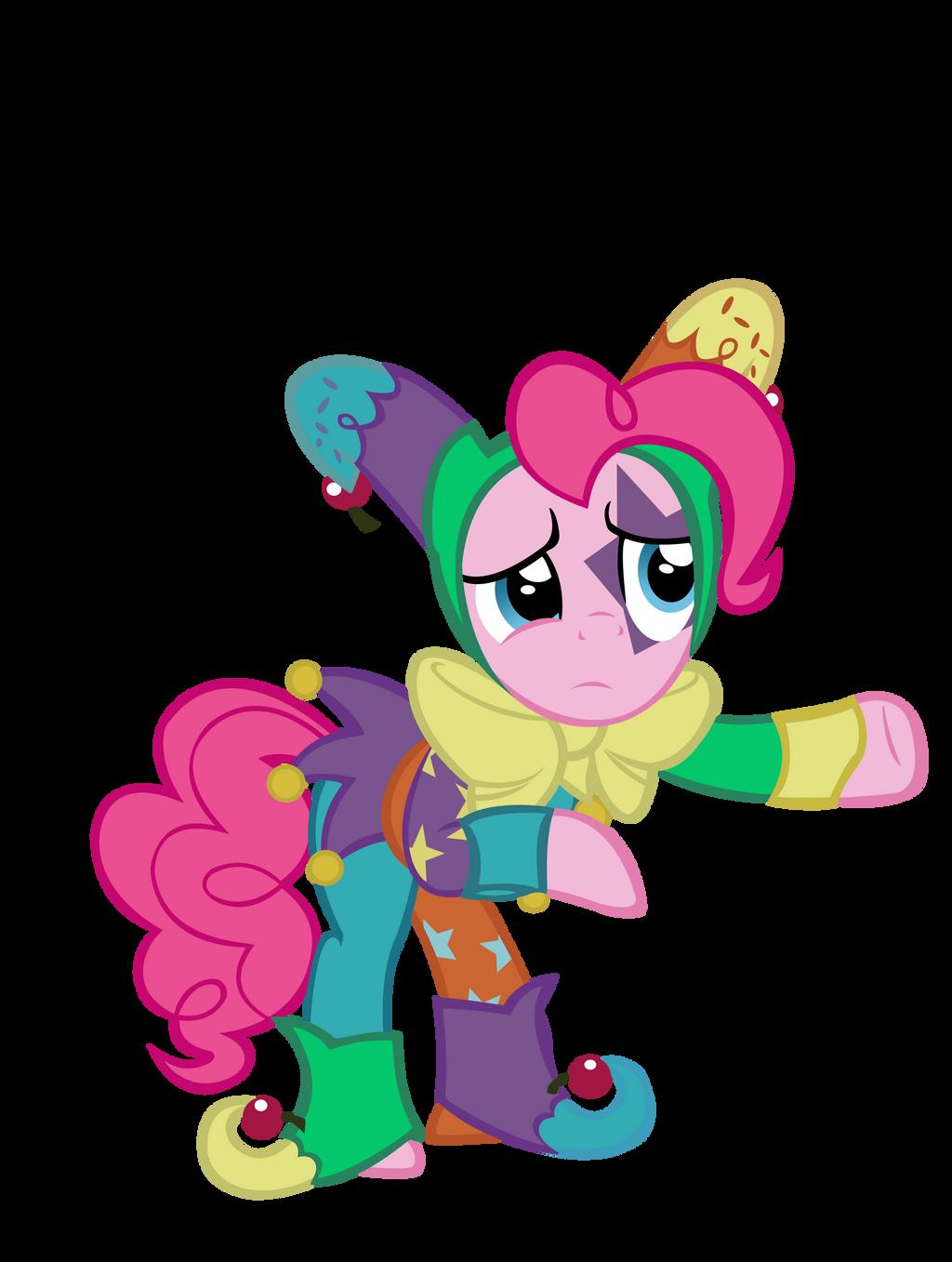 jester Pinkie by sofunnyguy