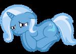 Sad Trixie