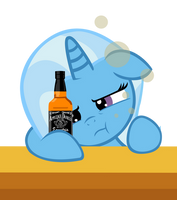 Request: Drunk Trixie by sofunnyguy