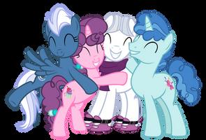 Group Hug by sofunnyguy