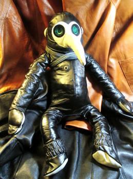 Tweej Space Monkey Doll