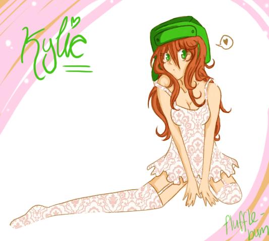 Una Broflovski arriva a la universidad~ Kylie_by_flufflebum